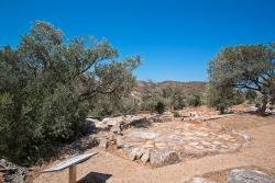 Ancient Sanctuary at Flerio Water Spring