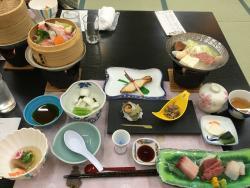 Furofushi Onsen Main building Japanese restaurant