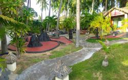 Tropical Mini-Golf Mui Né