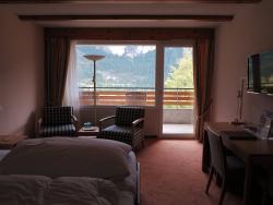 Hotel Grindelwald room