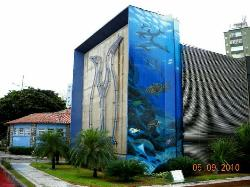 ‪Municipal Aquarium of Santos‬