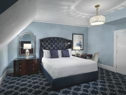 Claremont Club & Spa Guest Room