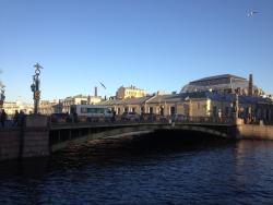 Panteleimonovskiy Bridge