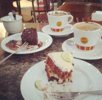 Bagdad Cafe Expresso