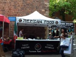Taco-Macho Food