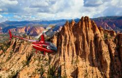Zion Helicopters Tours & Flights