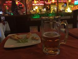 Montecristo Cafe - Restaurante