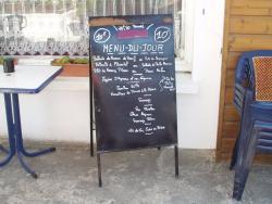Bar Restaurant de la plage