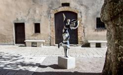 Musée national Picasso La Guerre et La Paix