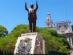 Plaza General Agustin Pedro Justo