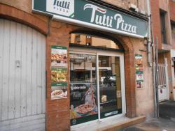 Tutti Pizza Guilhemery