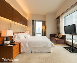 The Executive Suite at The Westin Guangzhou