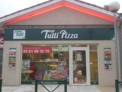 Tutti Pizza Saint-Gaudens