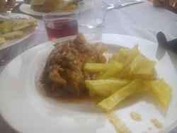 Restaurante Las Sopenas