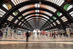 米兰中环火车站