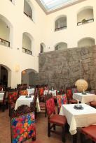 Xelhua Hotel Boutique  restaurante