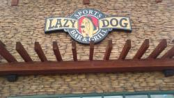 The Lazy Dog Bar and Grill