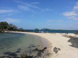 Limau Sering Island