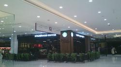 Starbucks, The Avenues Mall
