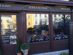 Serrano Bar
