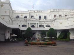 Hotel From the Old Empire