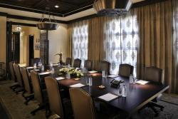 Qasr Al Sarab Desert Resort by Anantara - Board Room