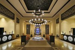 Qasr Al Sarab Desert Resort by Anantara - Lobby