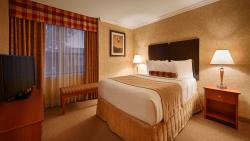 BEST WESTERN PLUS Rose City Suites