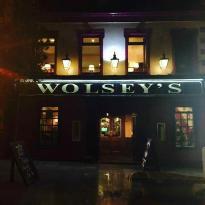 Wolseys Bar