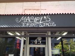 Maciel's Tortas & Tacos