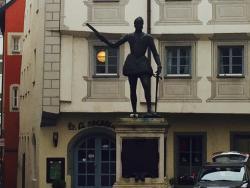 Statue of Don Juan de Austria
