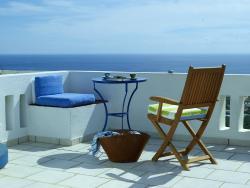 Nakou Village,  Ierapetra apartments with sea view Balcony view