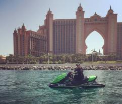 Nemo WaterSports Dubai Jet Ski & Flyboard