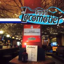 Cafe de Locomotief