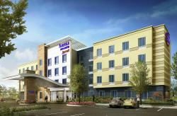 Fairfield Inn & Suites Houma Southeast