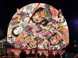 เทศกาลหุ่นโคมไฟ ฮิโรซากิ