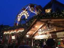 The Cologne Christmas Market