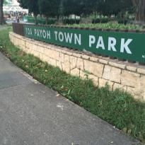 ‪Toa Payoh Town Park‬