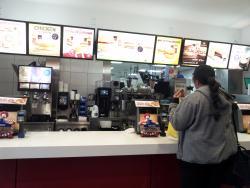 McDonald's Bunny Street