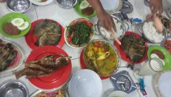Rumah Makan Raja Laut Kendari