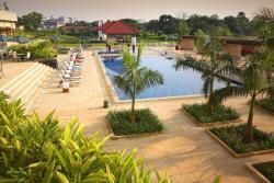 Radisson Blu Dhaka Water Garden