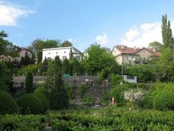 Uzhgorod University Botanic Garden