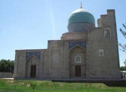Qaffol Shoshiy Maqbarasi