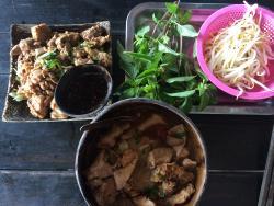 Pao Pak Boat Noodle