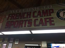 French Camp Sports Cafe & Bar