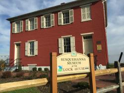 Susquehanna Museum at the Lock House