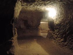 Ozkonak Underground City