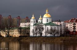 Bogoyavlenskiy Cathedral/ Epiphany Cathedral