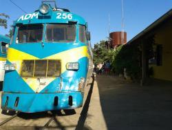 Ramal Talca - Constitucion - Train