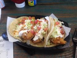 Baja California Fish Tacos